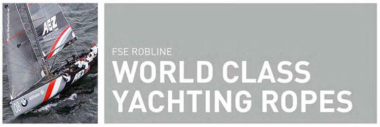 FSE Robline Worldclass Sailing Ropes