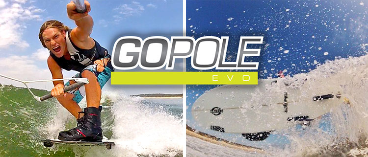 GoPole GoPro Poles and Mounts