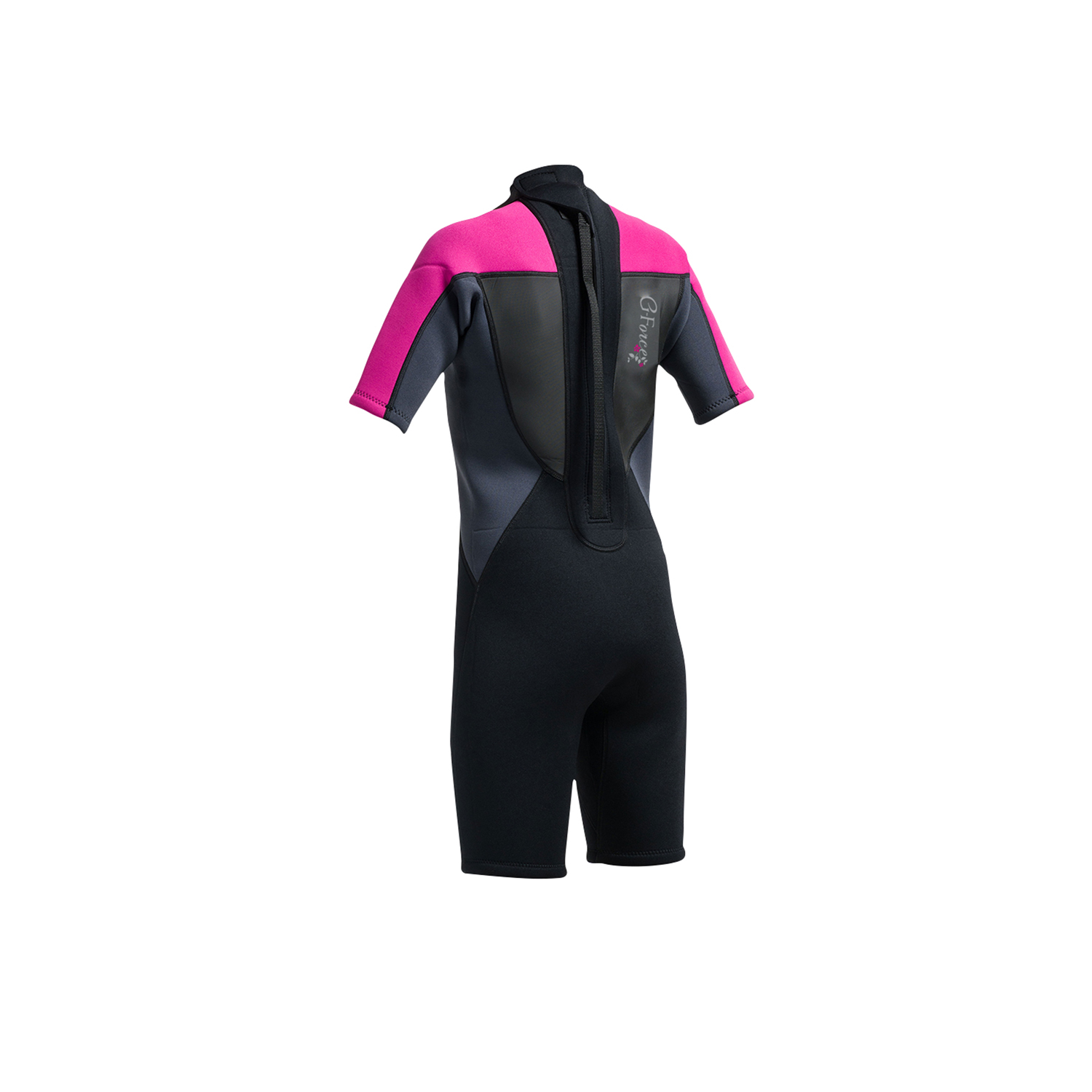 Junior 3mm shorty wetsuit Ideal for waterskiing /& SCUBA strong Flat lock seams