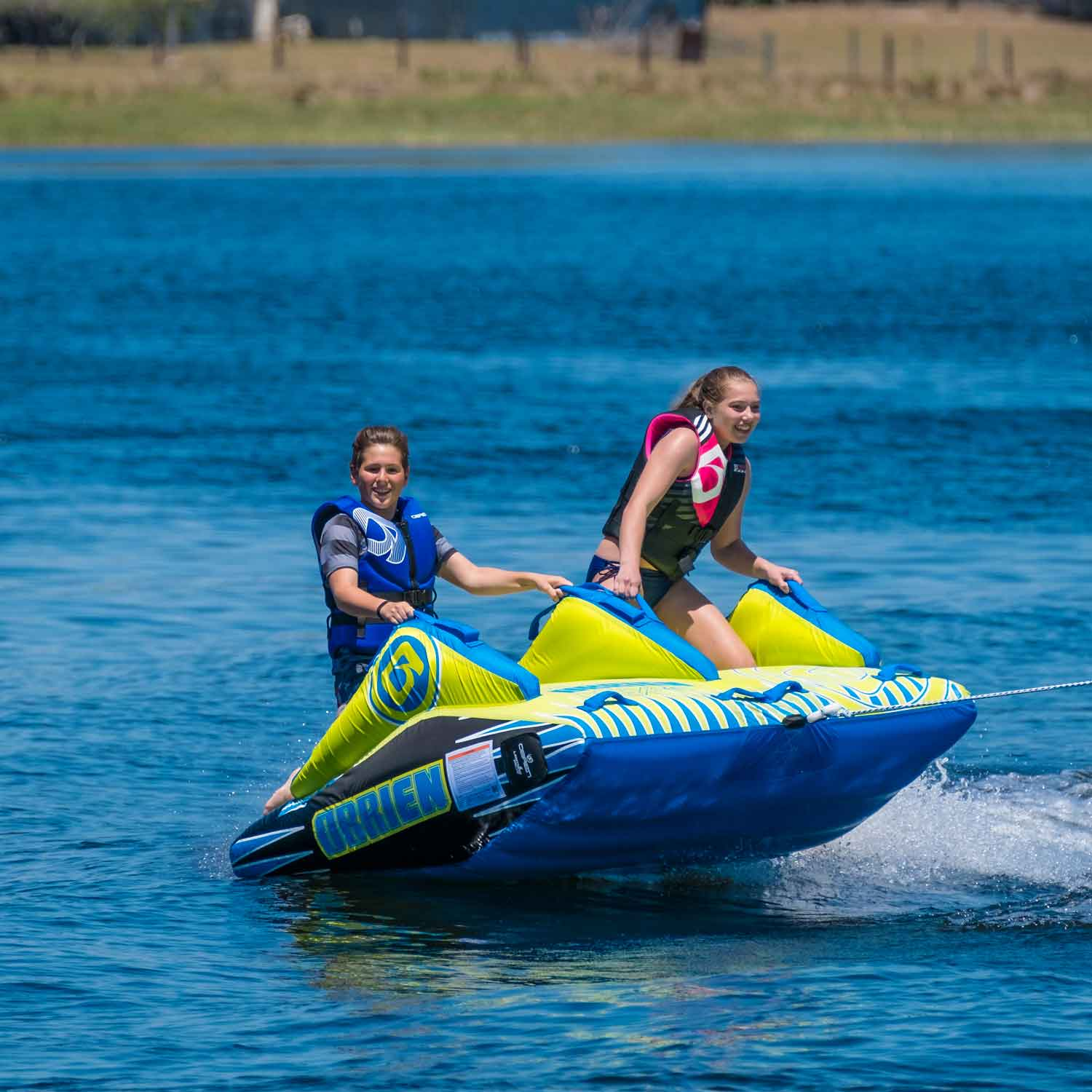 Sports & Outdoors OBrien Apex 2-Person Towable Tube Water Sports