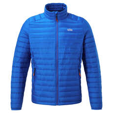 Gill Hydrophobe Down Jacket - Blue/Navy
