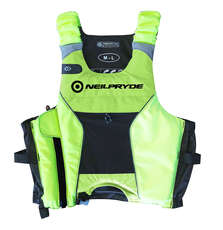 Neil Pryde ELITE Buoyancy Aid / Vest 2019 - Hi Viz Yellow
