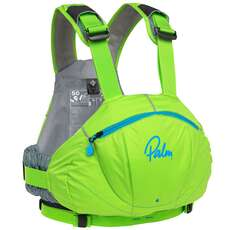 Palm FX White Water PFD Buoyancy Aid  - Lime