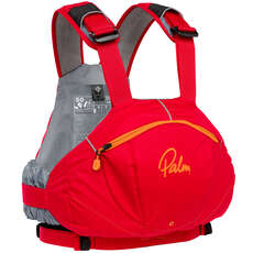 Palm FX White Water PFD Buoyancy Aid 2019 - Red