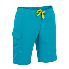 Palm Skyline Womens Pant 2019 - Aqua