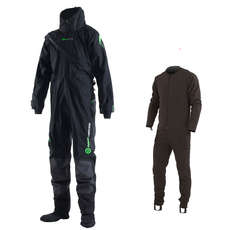 Neil Pryde ELITE 3D Curve Drysuit & Pee Zip 2019 - Free Thermal Fleece