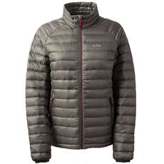 Gill Womens Hydrophobe Down Jacket - Pewter
