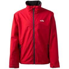 Gill Crew Sport Inshore Sailing Jacket - Red