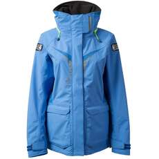 Gill OS3 Womens Coastal Sailing Jacket 2018 - Blue