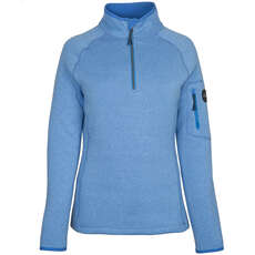 Gill Womens Knit Fleece 2019 - Light Blue