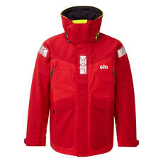 Gill OS2 Offshore / Coastal Sailing Jacket 2019 - Red