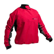 Gul Shore Waterproof / Windproof Spray Top 2019 - Red/Black
