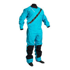 Gul Womens DARTMOUTH Drysuit 2019 - Turquoise - FREE UNDERSUIT