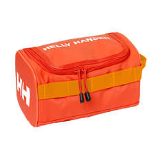 Helly Hansen Classic Wash Bag - Cherry Tomato