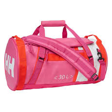 Helly Hansen Classic Duffel Bag 2 30L - Dragon Fruit