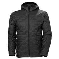 Helly Hansen Lifaloft Hooded Insulator Jacket - Black Matte