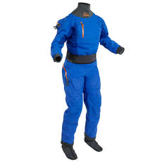 Palm Atom Womens Paddling / Kayaking Drysuit  - Ocean/Cobalt