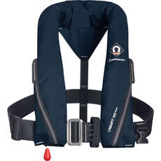 Crewsaver Crewfit 165N Sport Lifejacket - Harness Auto - Navy Blue - 9715A