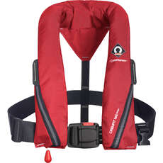 Crewsaver Crewfit 165N Sport Lifejacket - Automatic - Red - 9710A