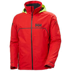 Helly Hansen HP Foil Light Sailing Jacket - Alert Red