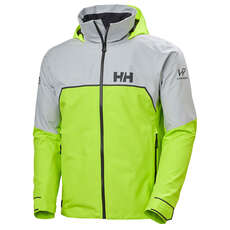 Helly Hansen HP Foil Light Sailing Jacket - Azid Lime