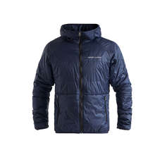 Henri Lloyd Maverick Insulated And Hooded Jacket - Navy Blue