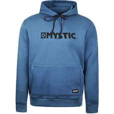 Mystic Brand Hoody - Denim Blue