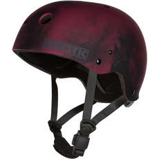 Mystic MK8X Kite & Wakeboarding Helmet - Oxblood Red