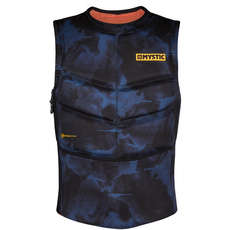 Mystic Majestic Kite Surfing Side-Zip Impact Vest - Navy