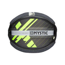 Mystic Majestic X Waist Harness No Spreader Bar - Navy/Lime