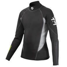 Zhik Junior Neo Wetsuit Top  - Anthracite