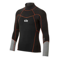 Gill Junior Zentherm Wetsuit Top - Black