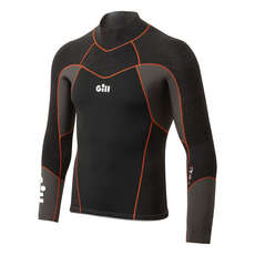 Gill Zentherm Sailing Wetsuit Top - Black