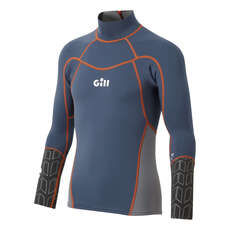 Gill Junior Zenlite Dinghy Sailing Wetsuit Top - Ocean