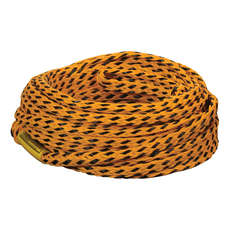Connelly Heavy Duty 60 Feet 4 Person Tube Rope - Orange