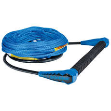Connelly Response 75 Feet EVA Handle with Spectra Air Package - Blue