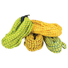 Connelly Rider Safety 60 Feet 4 Rider Tube Rope - Green