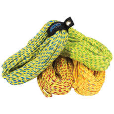 Connelly Safety 60 Feet 2 Rider Tube Rope - Green