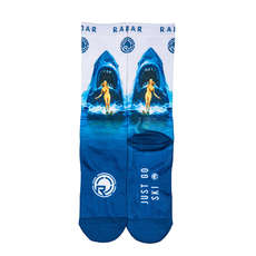 Radar Crew Socks - Shark Attack