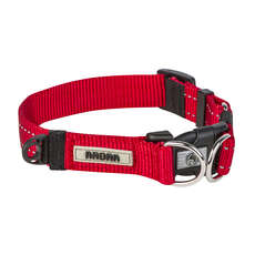 Radar Dog Collar - Red