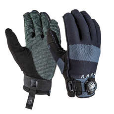 Radar Engineer BOA Inside Out Glove - Black/Grey