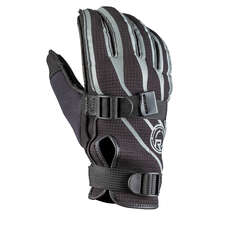 Radar Ergo-K Inside Out Glove - Black/Grey