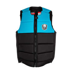 Radar Tidal Limited Impact Vest - Neon Blue/Black