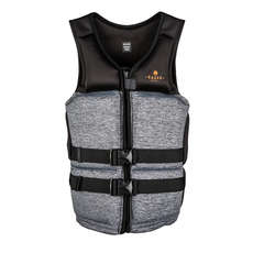 Radar TRA Boys Teen PFD Vest - Grey/Orange/Black