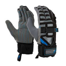 Radar Voyage Glove - Black/Silver/Blue