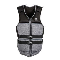 Radar X 3.0 Waterski PFD Vest - Heather Grey/Black