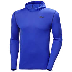 Helly Hansen HH Lifa Active Solen Hooded Top UV50+ - Royal
