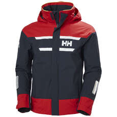 Helly Hansen Salt Inshore Sailing Jacket - Navy