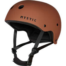 Mystic MK8 Kite & Wakeboarding Helmet  - Rusty Red