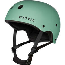 Mystic MK8 Kite & Wakeboarding Helmet  - Sea Salt Green
